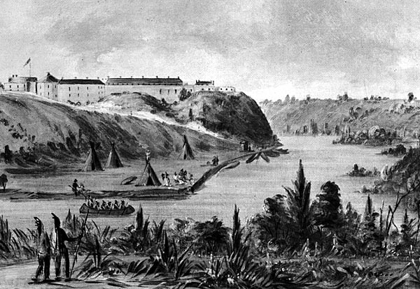 Image of Fort Snelling