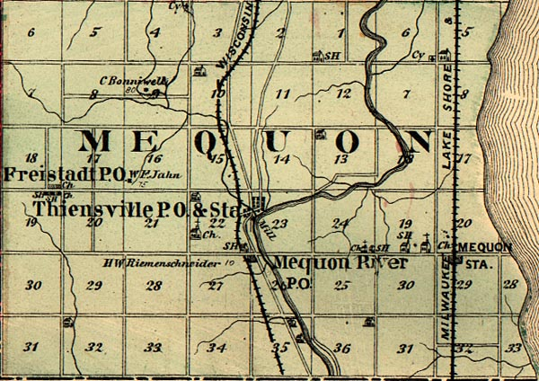 Image of Mequon County