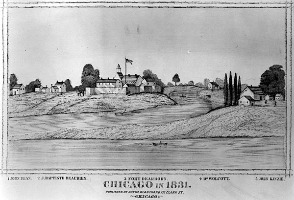 Image of Fort Dearborn