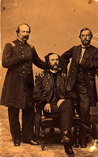 Image of Civil War Officers