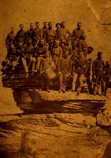 Image of Company D., 21st Infantry