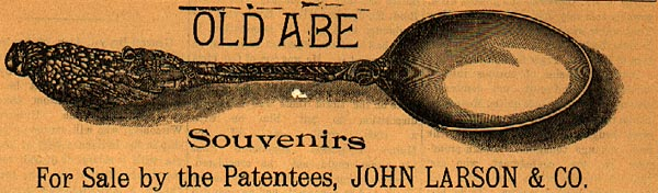 Image of Old Abe Spoon