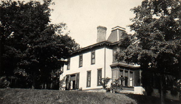 Image of The La Follette Home