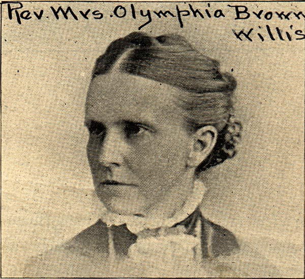 Image of Olympia Brown