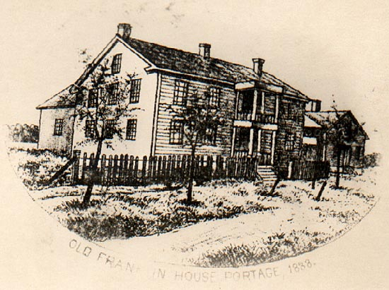 Image of Old Franklin House