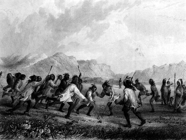 Image of Ball Play on the Prairie