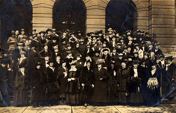 Image of State Women's Suffrage Conference