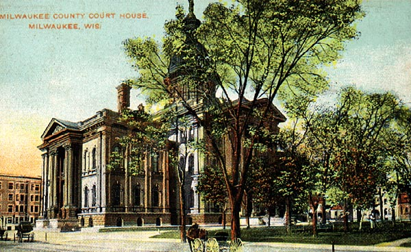 Image of Milwaukee County Court House