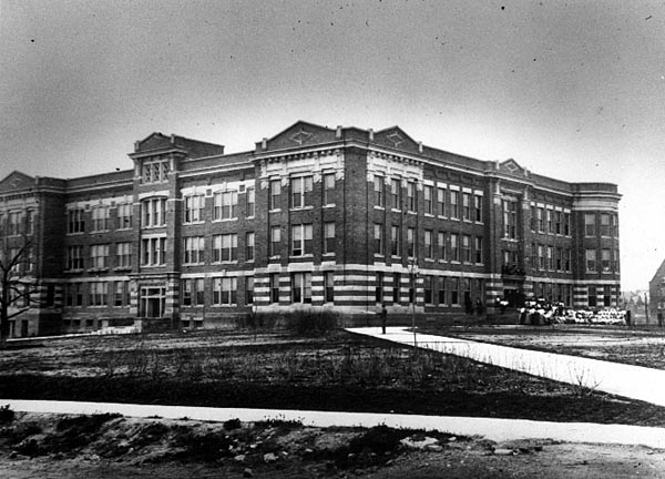 Image of Milwaukee Normal School