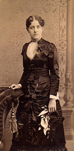 Image of Carrie Lane Chapman Catt