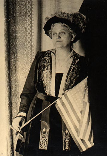 Image of Mrs. Carrie Chapman Catt