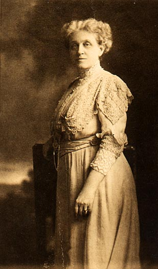 Image of Mrs. Carrie Lane Chapman Catt