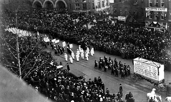 Image of Suffrage Parade