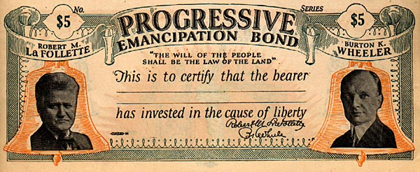 Image of Progressive Emancipation Bond