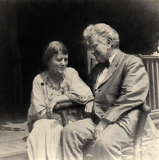 Image of Mr. and Mrs. Robert La Follette