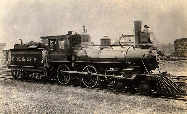 Image of Locomotive