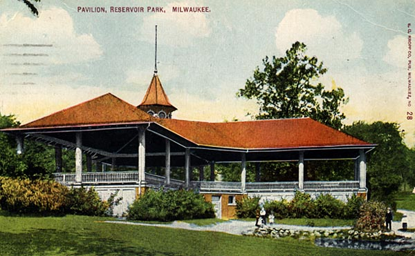 Image of Pavilion, Reservoir Park