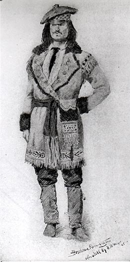 Image of A Voyageur