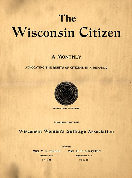 Image of Wisconsin Citizen