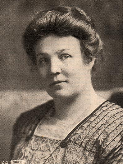 Image of Mrs. Meta Berger