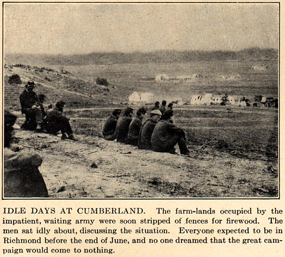 Image of Idle Days at Cumberland