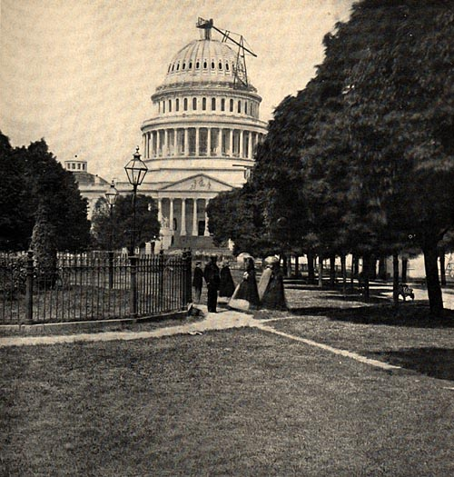 Image of The Capitol at Washington