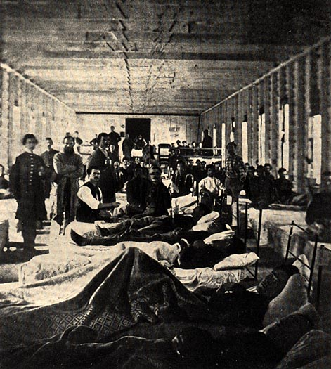 Image of Hospital Ward