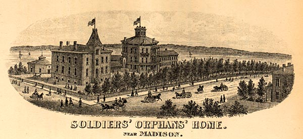 Image of Soldiers' Orphans' Home